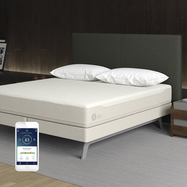 Mattresses Smart Adjustable, How Much Is A King Sleep Number Smart Bed